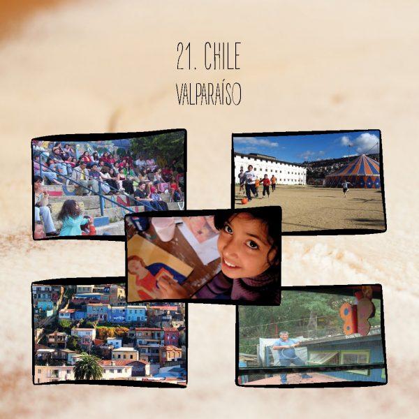 21. CHILE / VALPARAÍSO