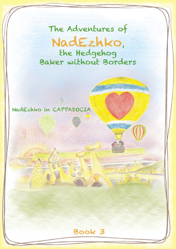 NadEzhko in CAPPADOCIA