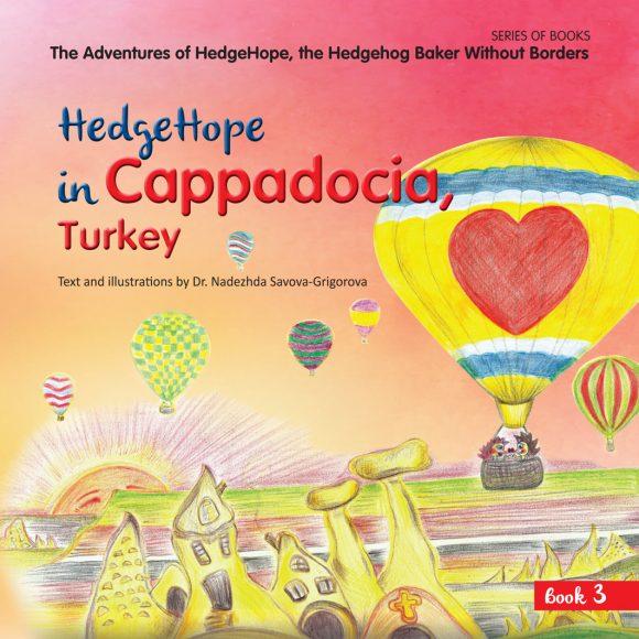 HedgeHope in Kappadokien, Buch 3