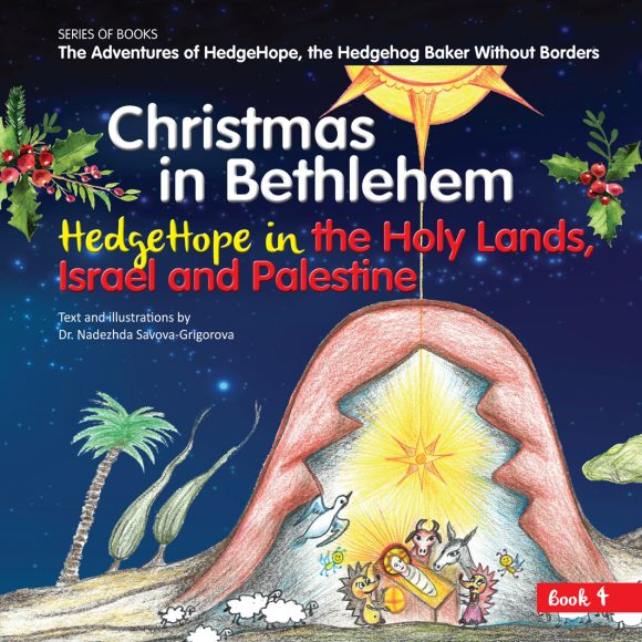 HedgeHope in the Holy Lands, Israel and Palestine