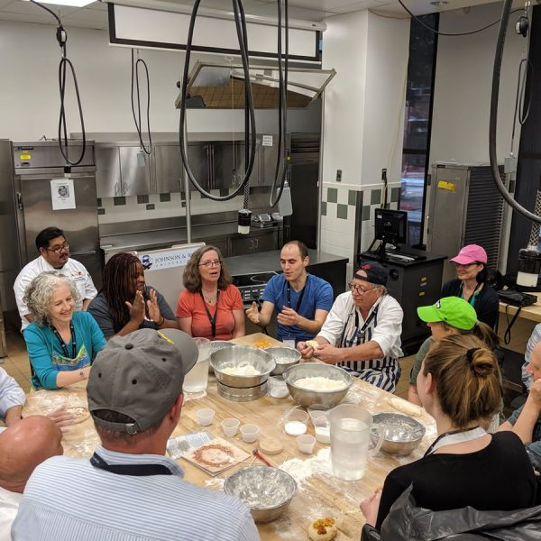 We joined other bread enthusiasts at Johnson & Wales University in Charlotte, North Carolina, USA…