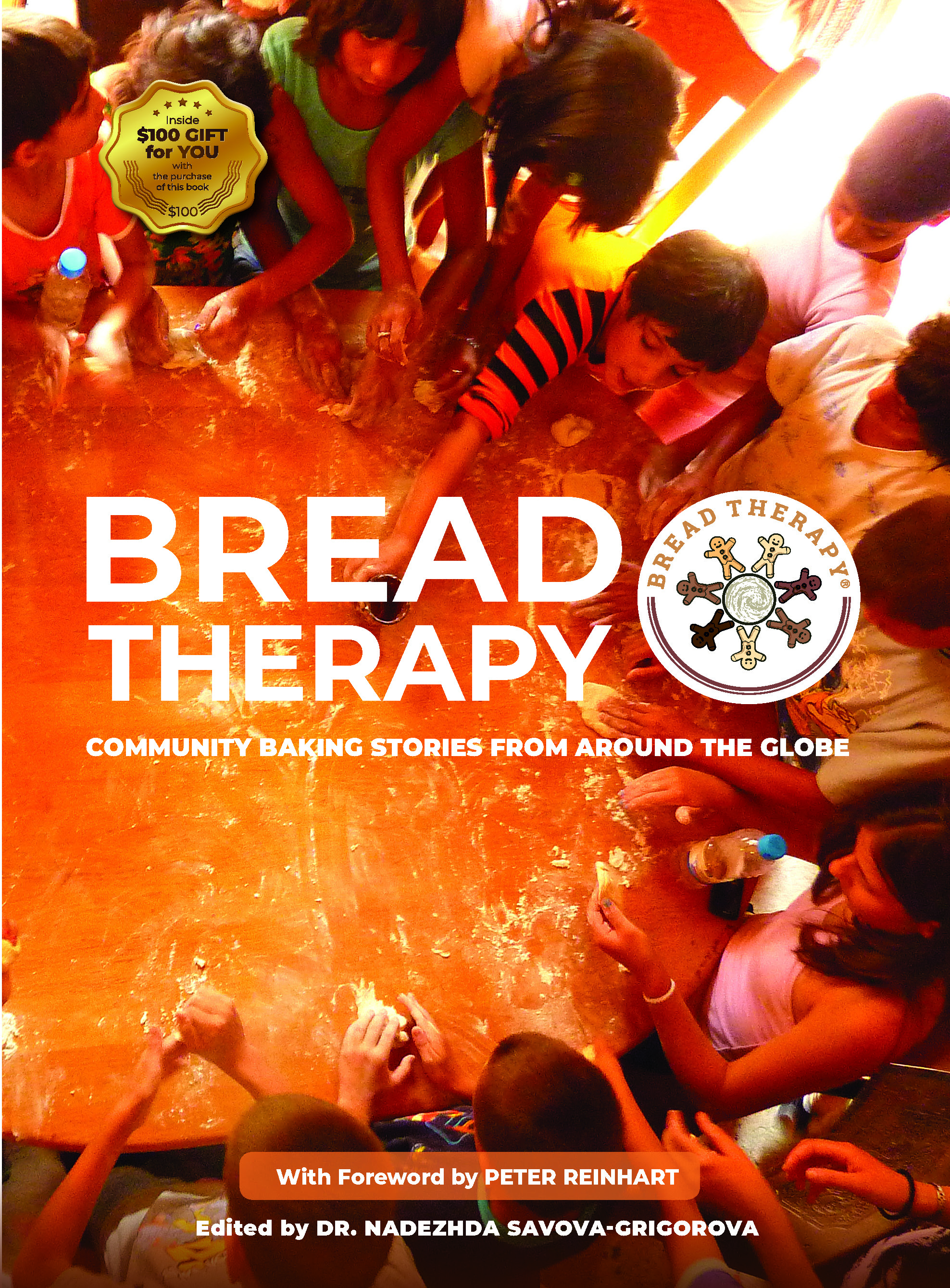 Bread Therapy: Community Baking Stories from Around the Globe